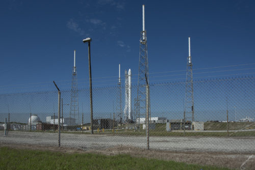 SpaceX Launch Complex 40
