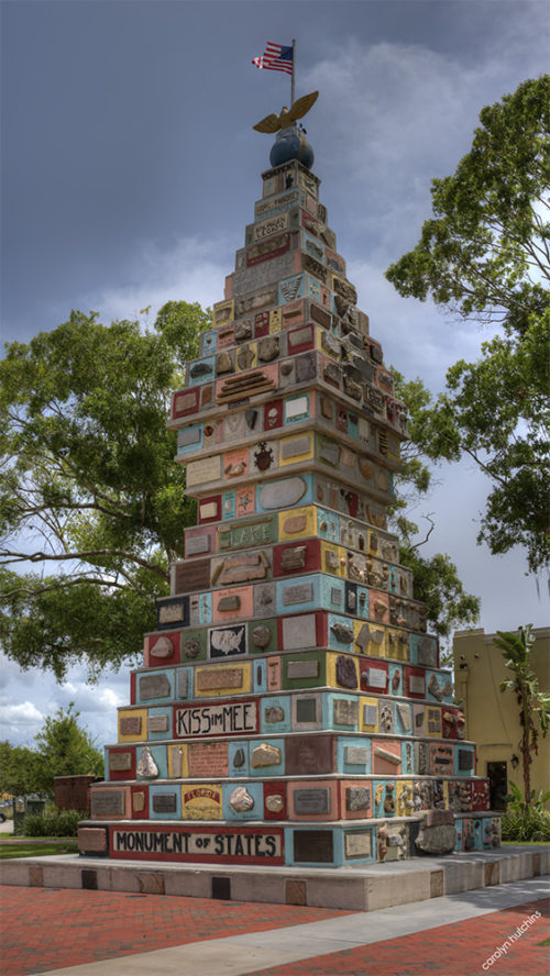 Monument of States, Kissimmee FL