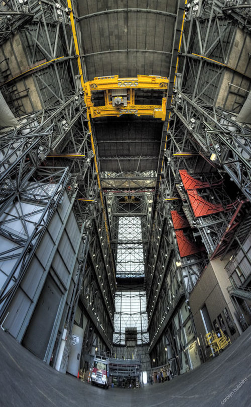 Vehicle Assembly Building Panoramic