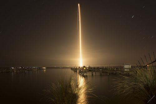 ULA Atlas V January 20, 2017
