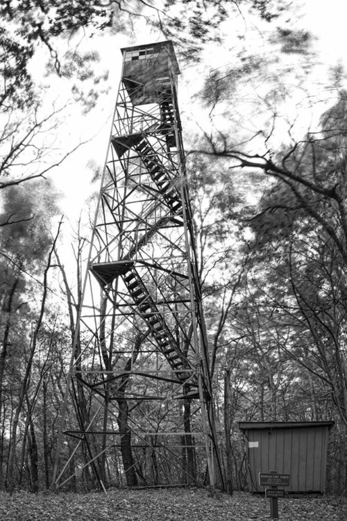 Big Ridge Fire Tower - WV