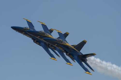 Blue Angels - Sun n Fun 2017