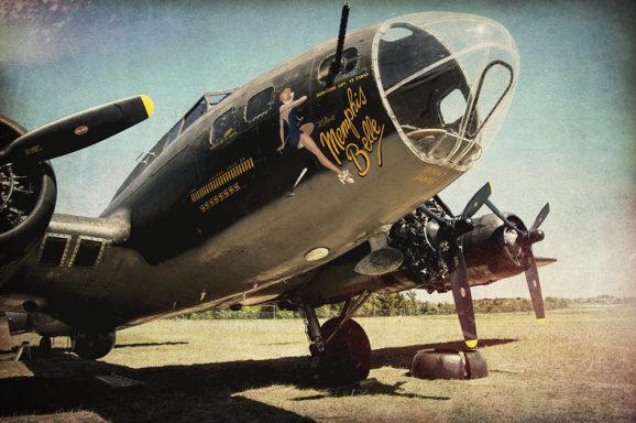 Memphis Bell - Kissimmee Air Museum