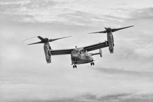 Osprey - Cocoa Beach Airshow