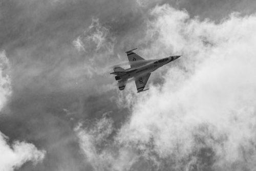 Thunderbirds - Melbourne Air Show