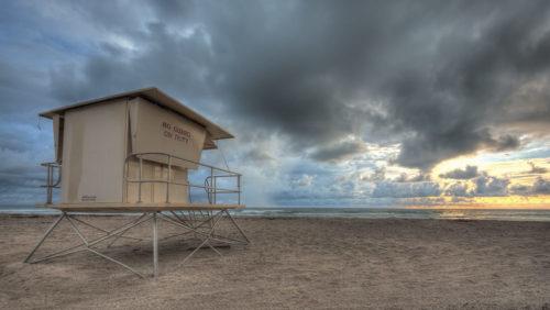 Lifeguard Stand Hutchinson Island