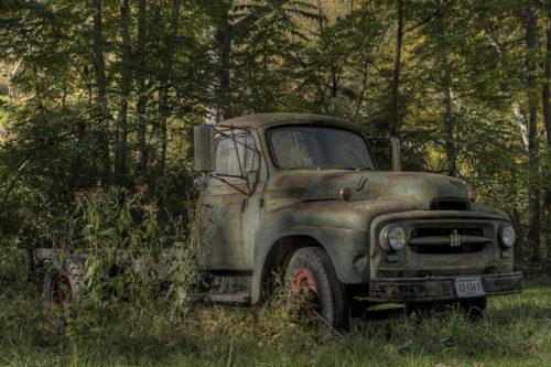 Pick up Truck - WV