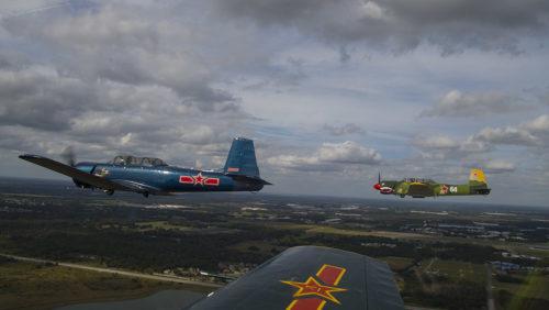 Red Star Pilots at Lakeland, FL 2018
