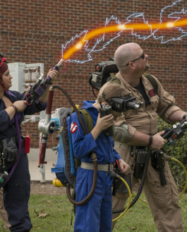 How To : Create a Ghostbusters Proton Stream