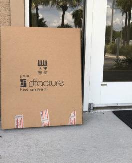 I got a Fracture!