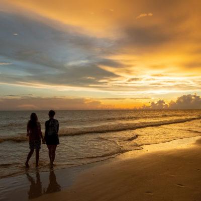 Anna Maria Island Beach Sunset Walk – Nikon D500 & Tamron 15-30 G2