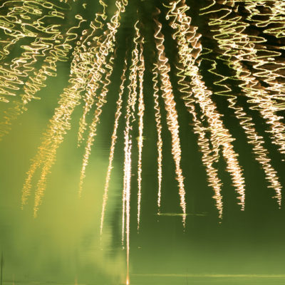 Fireworks Reflection – Nikon D7100