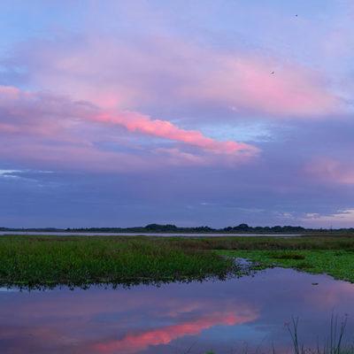 Kissimmee Lakefront Sunset Panorama – Nikon D500 & Tamron 15-30 G2