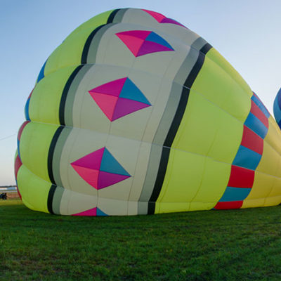 Hot Air Balloon Panorama – Nikon D7100 & Tamron 18-400