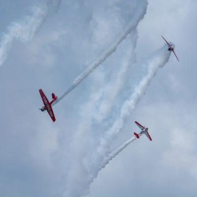 Aeroshell Aerobatic Team – Nikon D7100 & Tamron 18-400