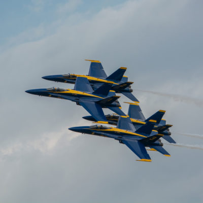 Blue Angels – Nikon D7100 & Tamron 18-400