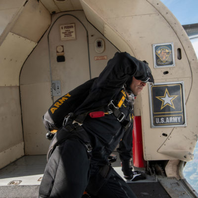 US Army Golden Knights – Nikon D500 & Tamron 15-30 G2