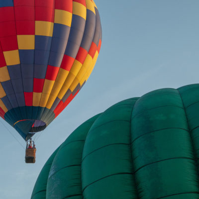 Hot Air Balloon Launch – Nikon D500 & Tamron 18-400