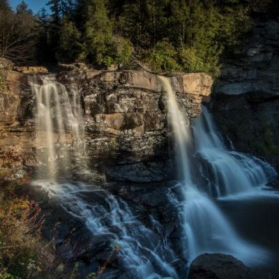 Blackwater Falls State Park – Nikon D7100 & Tamron 18-400