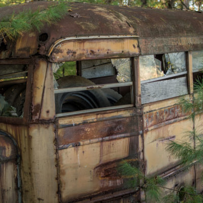 Old Bus – Nikon D7100